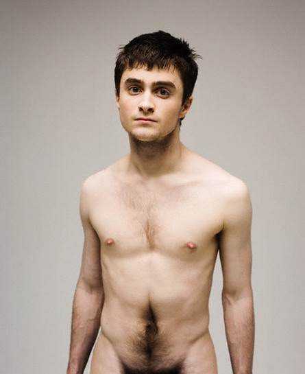 Daniel naked pic radcliffe