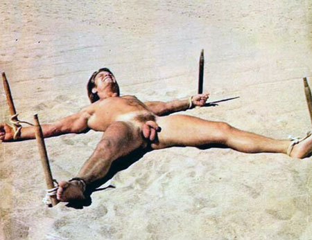 Jack Hughman Nude 31