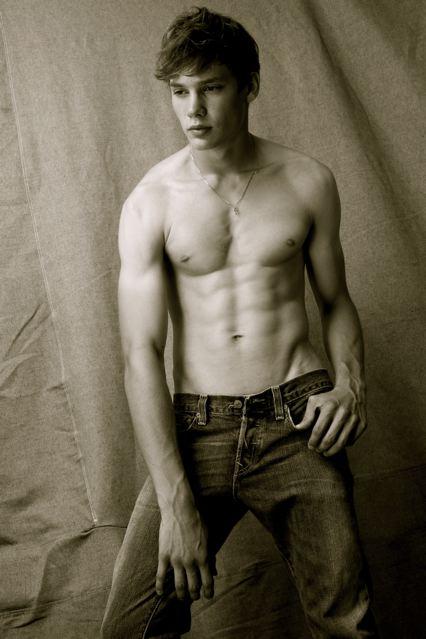 Naked Joey Kirchner Nude