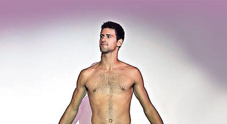 Djokovic nude photos