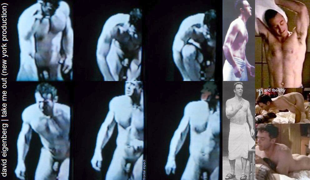 David Eigenberg Nude 29