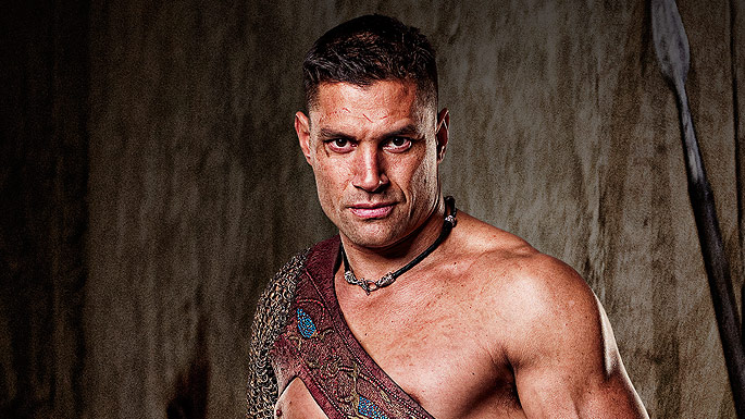 Crixus was top dog, slaying lesser gladiators left and right until one