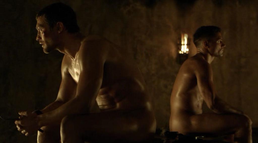 Isn't very spartacus hot bugil