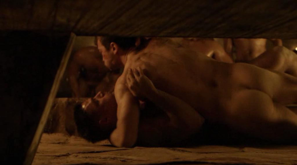 Spartacus schwul Sex