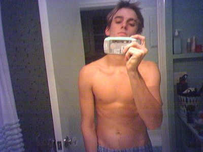 Aaron carter naked pic