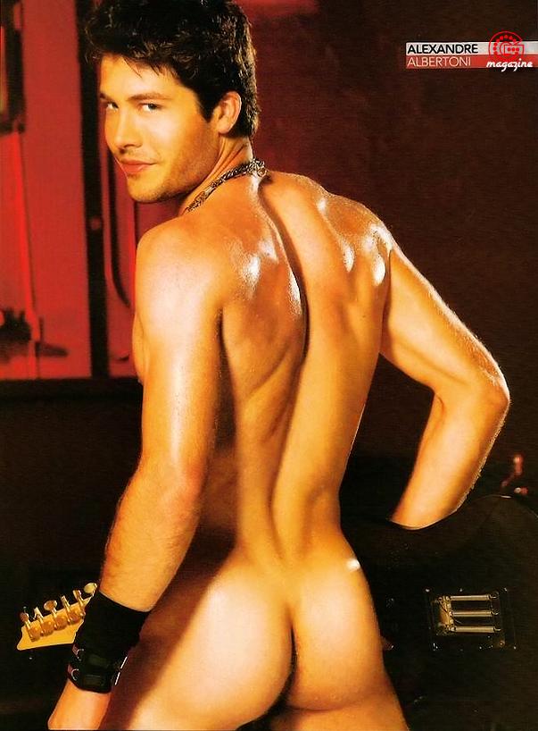 Means Albertoni gianne brazilian model nude