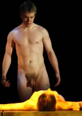 Alfie allen naked