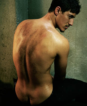 Eric Balfour Naked Lie With Me