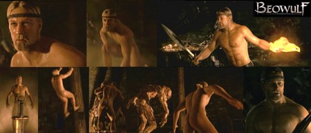 Angelina Jolie Sexy Scene In Beowulf
