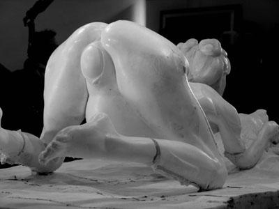 Britney Spears Daniel Edwards pro-life birth sculpture