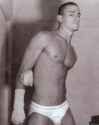 Channing Tatum naked nude