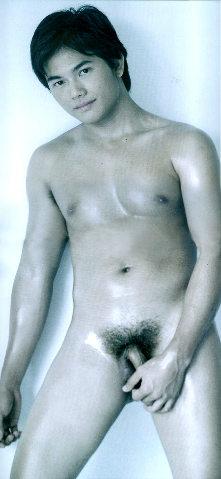 Was Full frontal filipino male nude