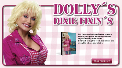 Dolly's Dixie Fixins