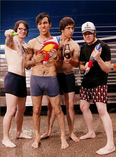 Pete wentz erotic photos