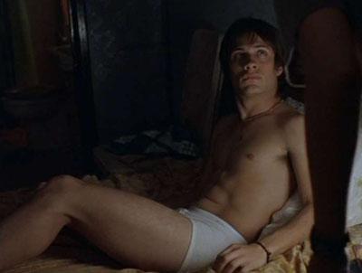 Gael Garcia Bernal nude butt
