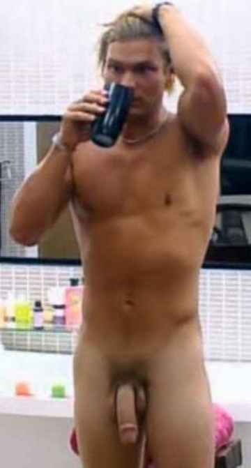 Big Brother Australia Jamie nude