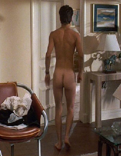 Johnny Depp nude butt