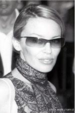 Kylie Minogue sunglasses