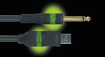 Lightsnake music recording cable