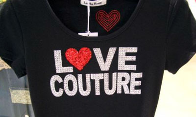 Love couture t-shirt