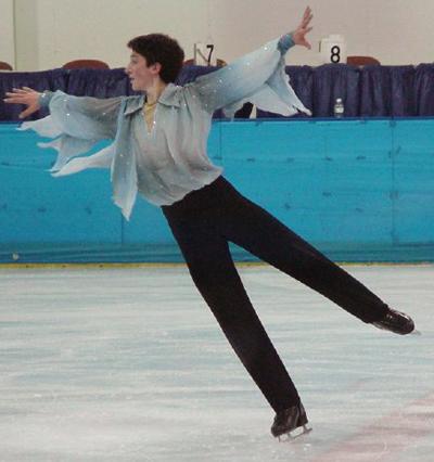 Evan Lysacek figure skater