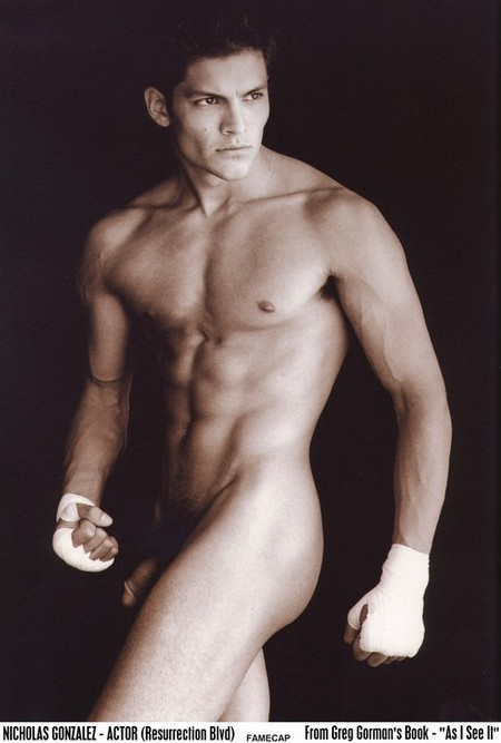 Nicholas gonzales nude