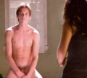 Jonathan Rhys Meyers shirtless nude