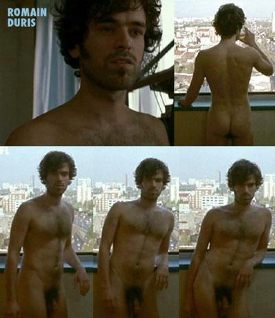 Romain Duris nude