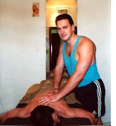 russian massage