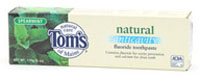 toms of maine toothpaste