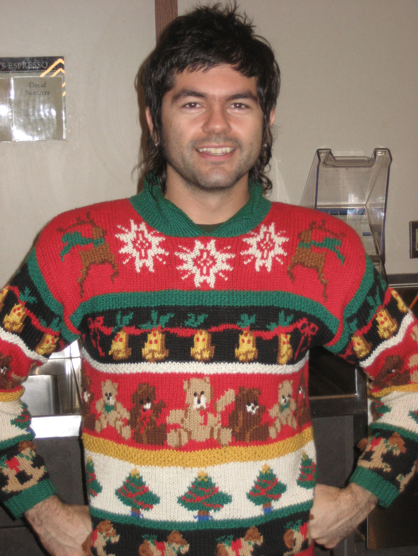 Bad christmas sweaters