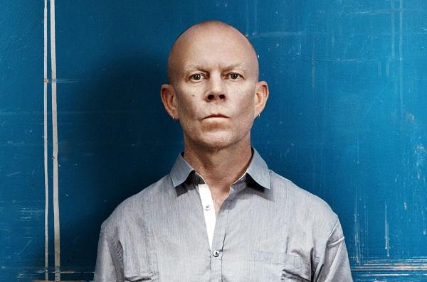Vince Clarke portrait