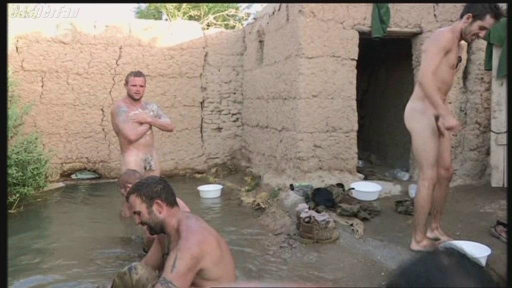 Nude marine men movie gay today is gas