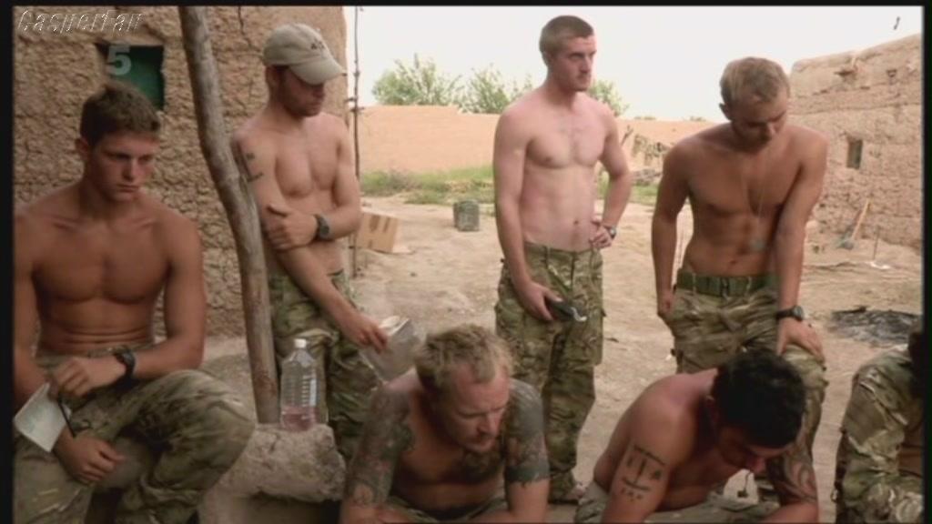 Naked marines