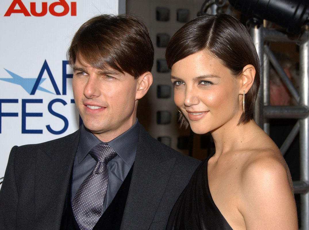 """Jul 10, · The way Katie Holmes carefully plotted her split from Tom Cruise could easily be a Hollywood thriller. The actress """"surprised"""" her husband with a phone call asking for a ."""