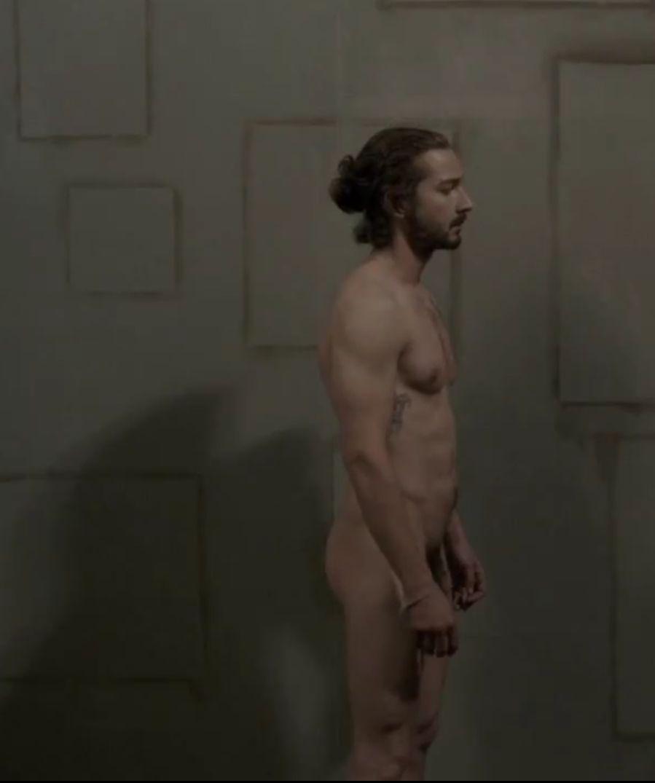 shia labeouf naked scene