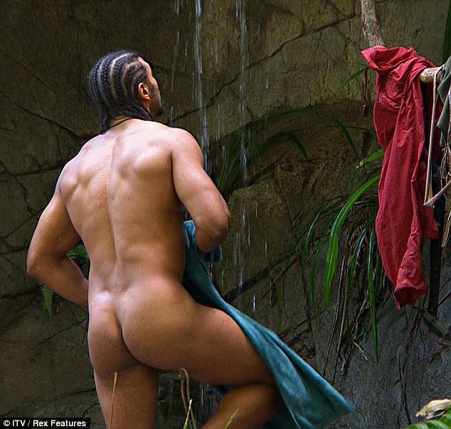 nude David haye