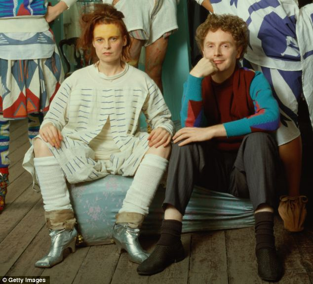 6202580cf8a OMG, Vivienne Westwood & Malcolm McLaren; on BUMFLAPS and HITLER ...