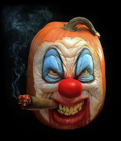 A-clown-face-carved-out-o-001.jpg