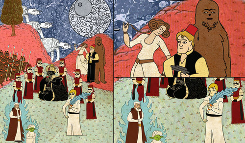 classic-movies-in-turkish-miniatures-posters-and-super-heroes-as-hieroglyphics-by-murat-palta-and-josh-lane-12-star-wars.jpg