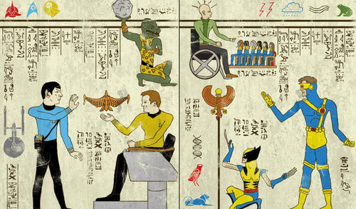 classic-movies-in-turkish-miniatures-posters-and-super-heroes-as-hieroglyphics-by-murat-palta-and-josh-lane-2-star-trek.jpg