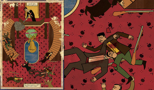 classic-movies-in-turkish-miniatures-posters-and-super-heroes-as-hieroglyphics-by-murat-palta-and-josh-lane-4-scarface.jpg