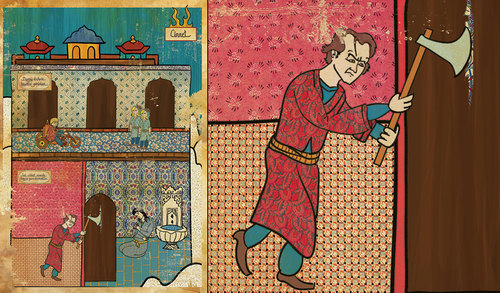 classic-movies-in-turkish-miniatures-posters-and-super-heroes-as-hieroglyphics-by-murat-palta-and-josh-lane-5-shining.jpg