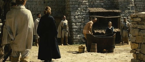 OMG, His Butt: Mads Mikkelsen Naked In 'Age Of Uprising