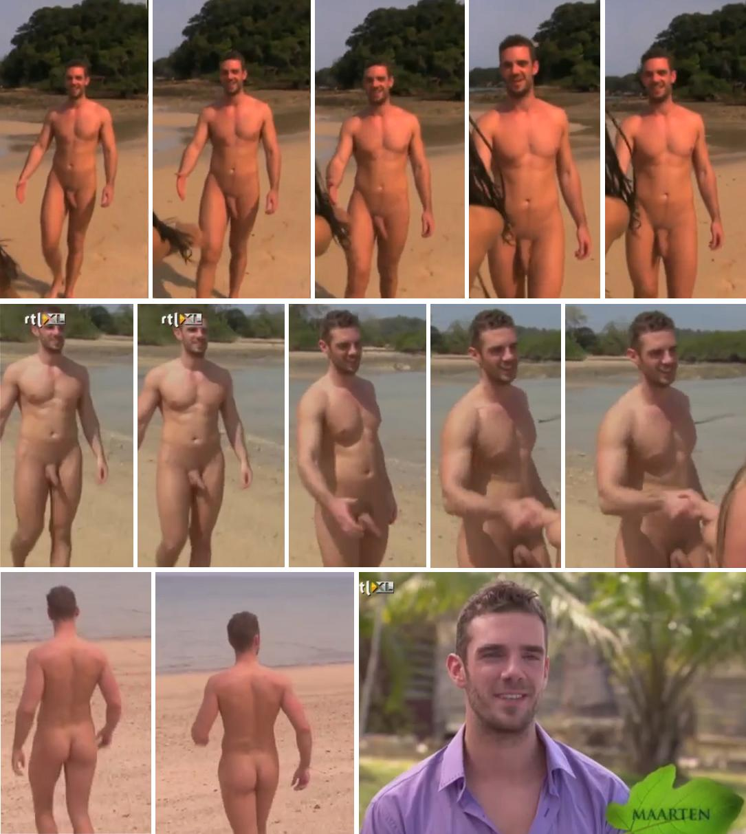 adam eva nude