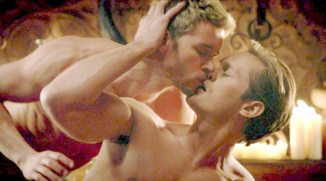 True blood had gay sex scene in i found you episode