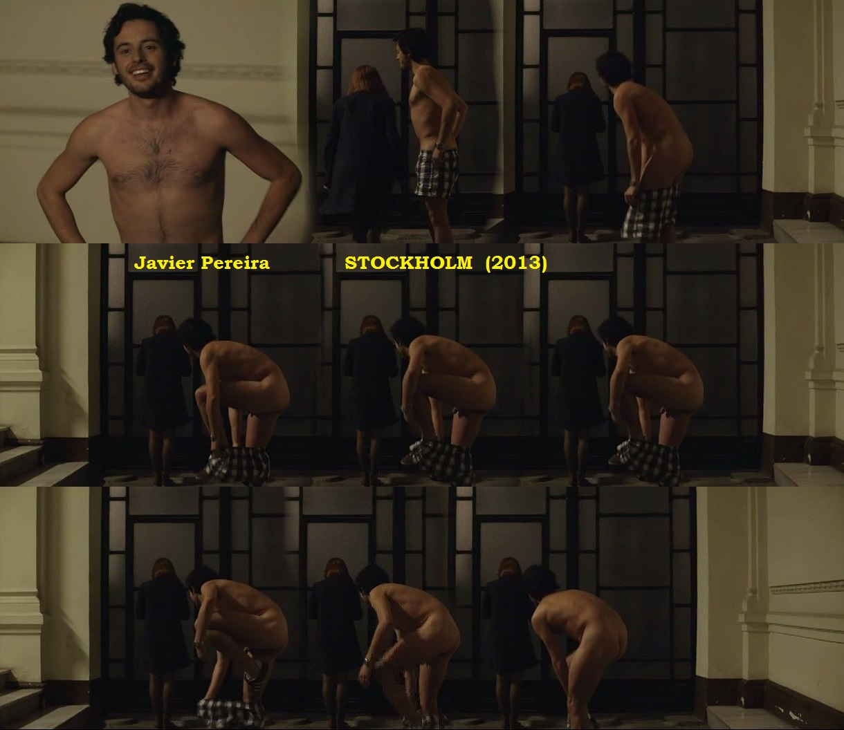 Kevin pereira nude
