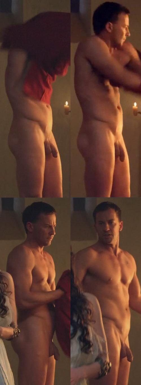 Craig parker spartacus naked