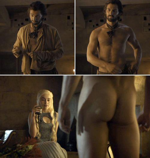 will tudor naked