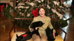 laura-bush-holidays-dogs.jpg